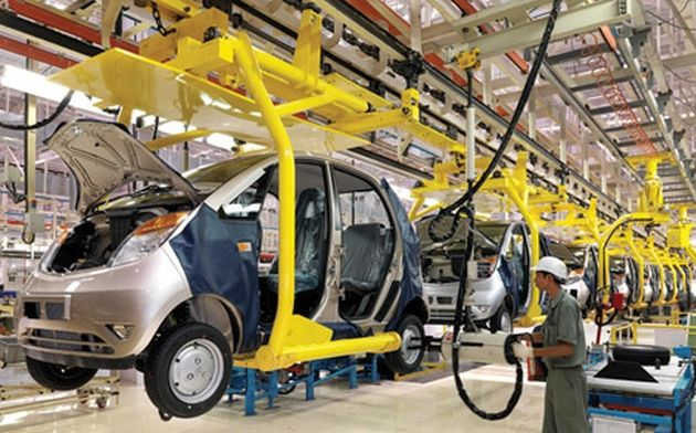 Production of Tata Nano Ends 2