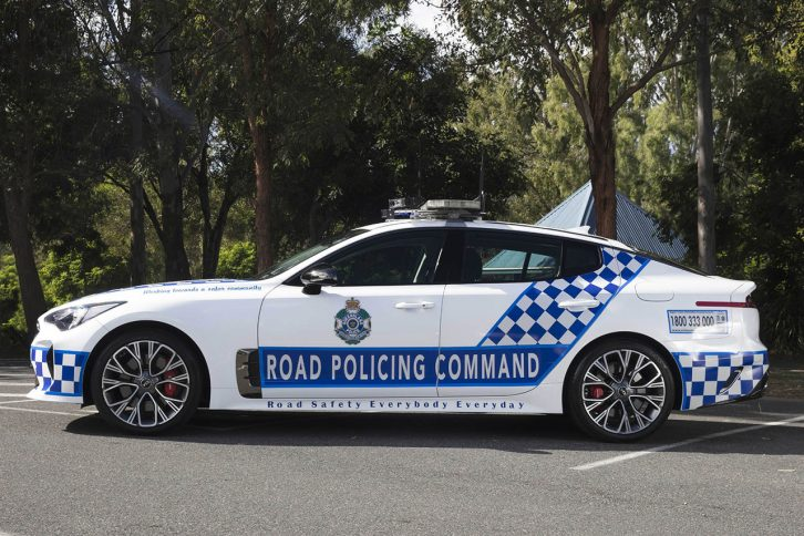 Australia Gets Kia Stinger Police Cars 7