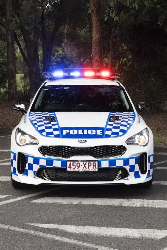 Australia Gets Kia Stinger Police Cars 6