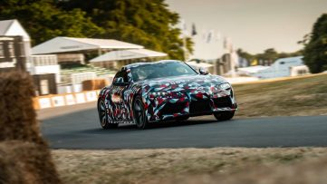 The New Toyota Supra A90 will be Available in 2 Engine Options 6
