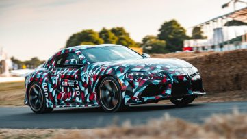 The New Toyota Supra A90 will be Available in 2 Engine Options 5