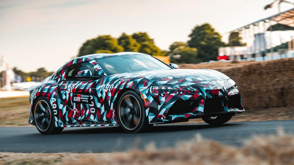 The New Toyota Supra A90 will be Available in 2 Engine Options 24