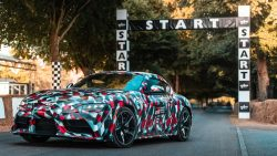 The New Toyota Supra A90 will be Available in 2 Engine Options 3
