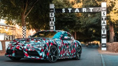 The New Toyota Supra A90 will be Available in 2 Engine Options 1