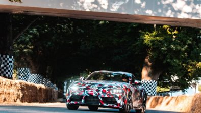 The New Toyota Supra A90 will be Available in 2 Engine Options 2