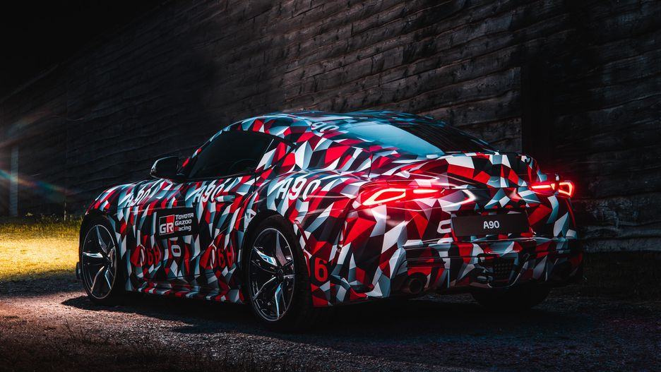 All New Toyota Supra to Debut at 2019 NAIAS in January 2