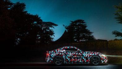 The New Toyota Supra A90 will be Available in 2 Engine Options 7