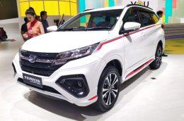 Daihatsu Terios Custom at GIIAS 2018 9