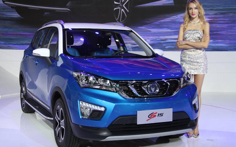 The Changan CS15 Crossover 2