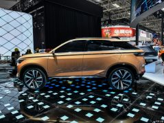 Besturn T77 will be the Most Expensive FAW SUV 6