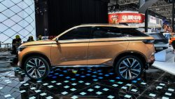 Besturn T77 will be the Most Expensive FAW SUV 9