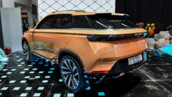 Besturn T77 will be the Most Expensive FAW SUV 10