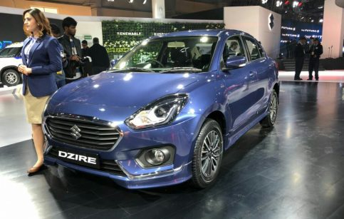 Suzuki Dzire Special Edition Launched in India at INR 5.5 lac 4