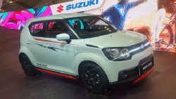 Suzuki Ignis Rally Concept and Sport Concept at GIIAS 2018 13