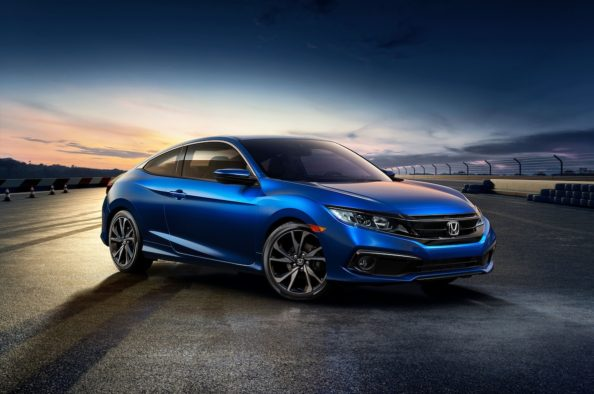 10th Gen Honda Civic Receives a Facelift 2