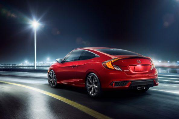 10th Gen Honda Civic Receives a Facelift 3