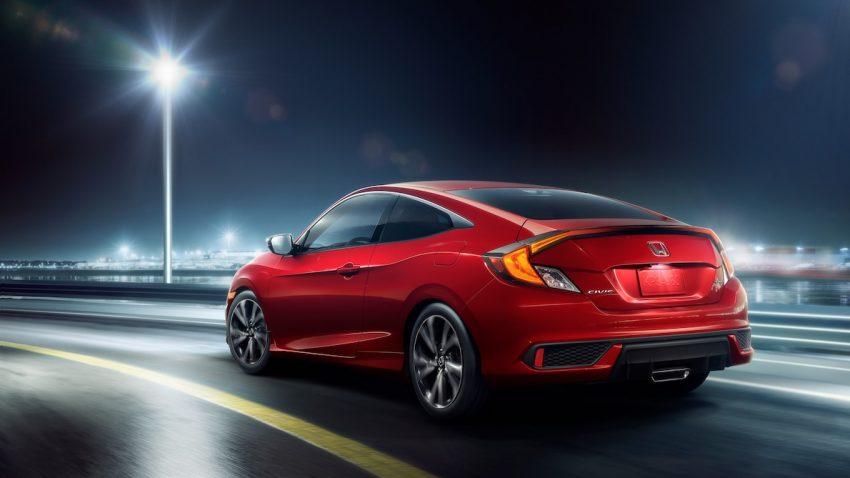10th Gen Honda Civic Receives a Facelift 7