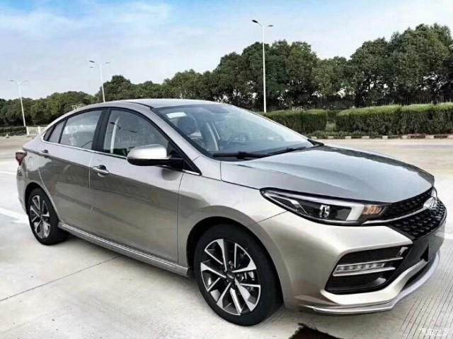 The 2018 Chery Arrizo GX Sedan 10