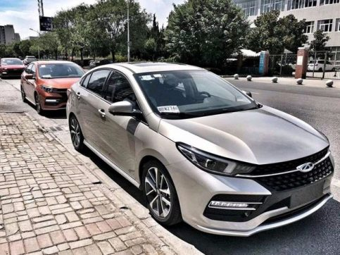 The 2018 Chery Arrizo GX Sedan 12