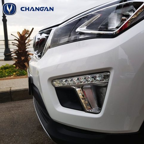 The Changan CS15 Crossover 24