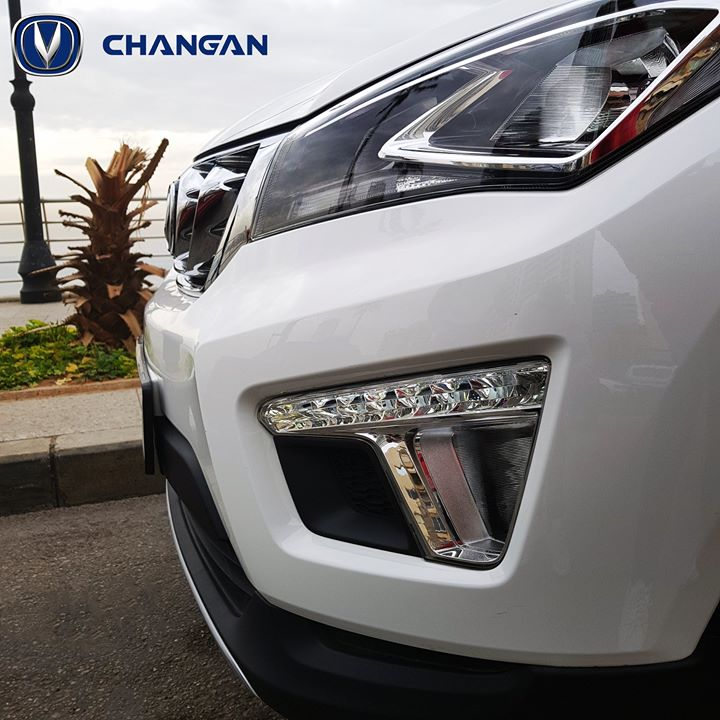 The Changan CS15 Crossover 23