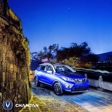 The Changan CS15 Crossover 30