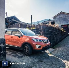 The Changan CS15 Crossover 27