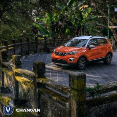 The Changan CS15 Crossover 26