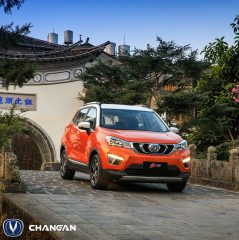 The Changan CS15 Crossover 25