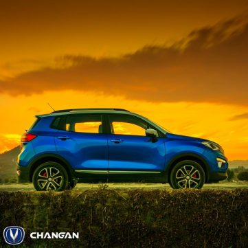 The Changan CS15 Crossover 31