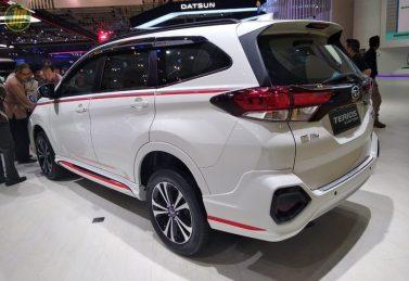 Daihatsu Terios Custom at GIIAS 2018 16