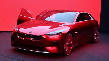 Kia ProCeed Teased Ahead of Paris Motor Show 3