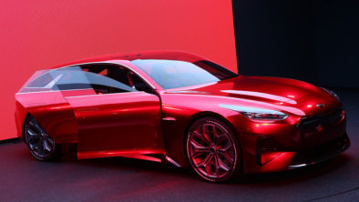 Kia ProCeed Teased Ahead of Paris Motor Show 3