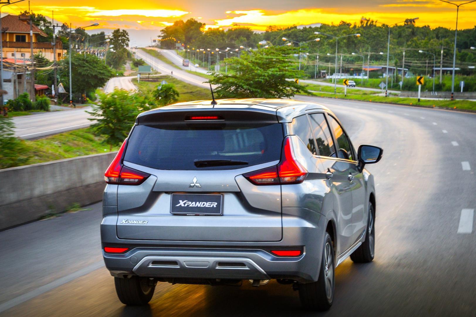Mitsubishi Xpander MPV Launched In Thailand