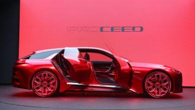 Kia ProCeed Teased Ahead of Paris Motor Show 4