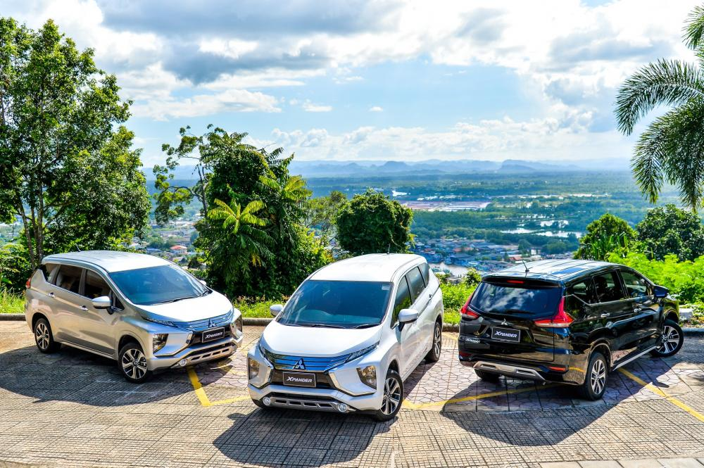 Mitsubishi Xpander MPV Launched in Thailand 13