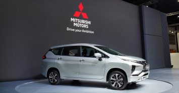 Mitsubishi Xpander MPV Launched in Thailand 3