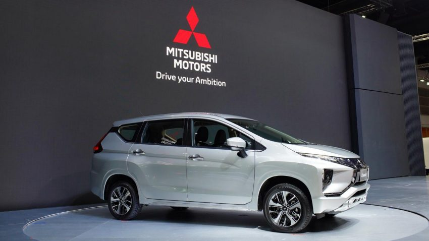 Mitsubishi Xpander MPV Launched in Thailand 5