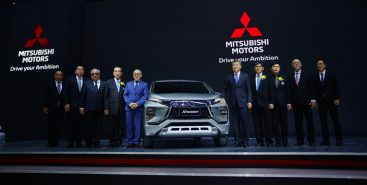 Mitsubishi Xpander MPV Launched in Thailand 2