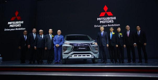 Mitsubishi Xpander MPV Launched in Thailand 1