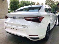 The 2018 Chery Arrizo GX Sedan 15