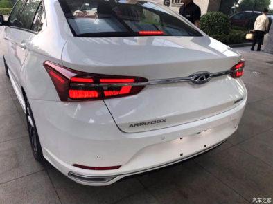 The 2018 Chery Arrizo GX Sedan 13