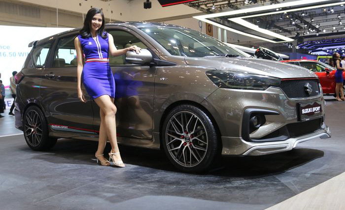 Pak Suzuki Should Replace the APV with New Ertiga 5
