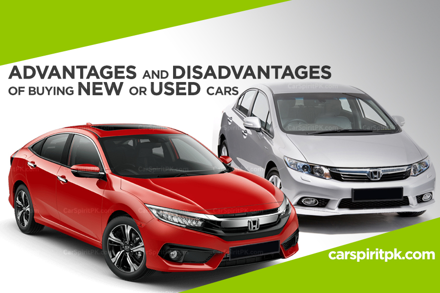 Advantages and Disadvantages of Buying New or Used Cars 5