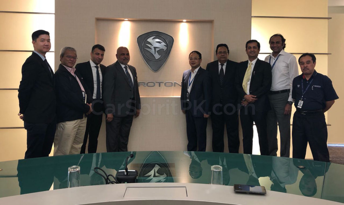Can Geely-Based Proton Cars Make it to Pakistan? 19