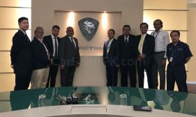 Al-Haj Group Signs Agreement with Proton 6