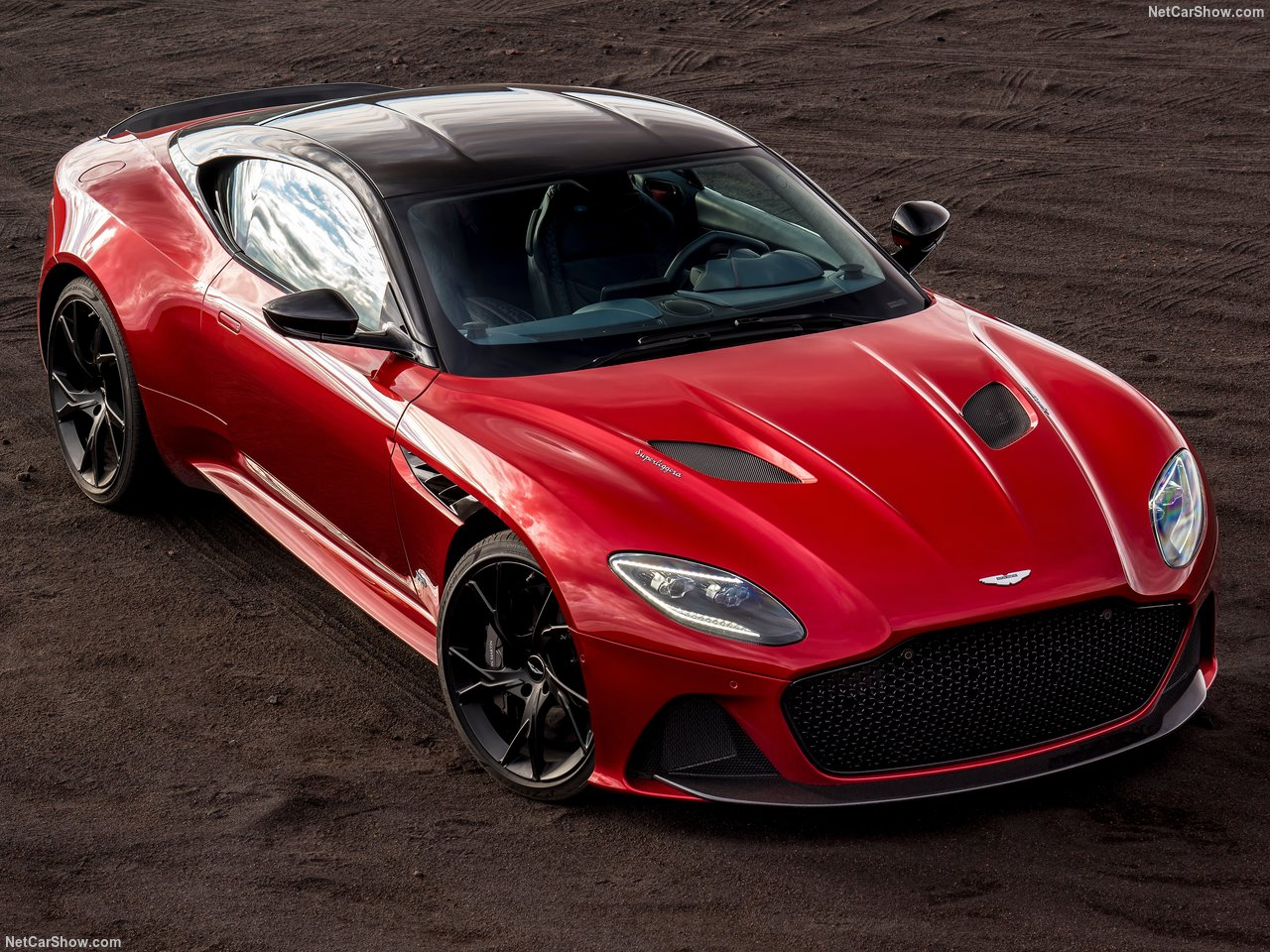 Aston Martin DBS Superleggera: A Brute In A Suit 35