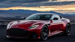 Aston Martin DBS Superleggera: A Brute In A Suit 13