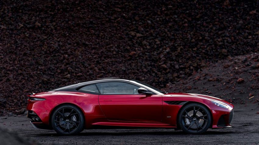 Aston Martin DBS Superleggera: A Brute In A Suit 8