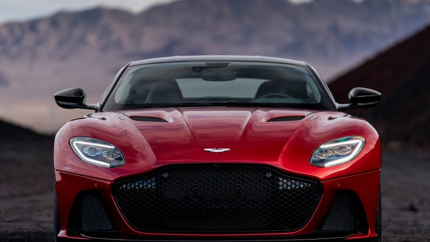 Aston Martin DBS Superleggera: A Brute In A Suit 6